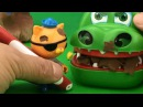 Surprise Chick Toy EXTREME CROCODILE Toy The Octonauts
