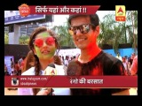 Ekta Kapoor attends Holi party with other TV celebs