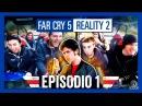 2 FAST 2 RUBIUS - Far Cry 5 El Reality 2 EP 1 - RUBIUS LUZU WILLYREX ALEXBY11 MANGEL PERXITAA
