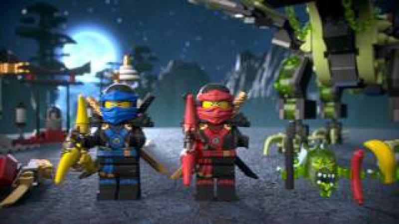 LEGO® NINJAGO™ – Атака дракона Морро