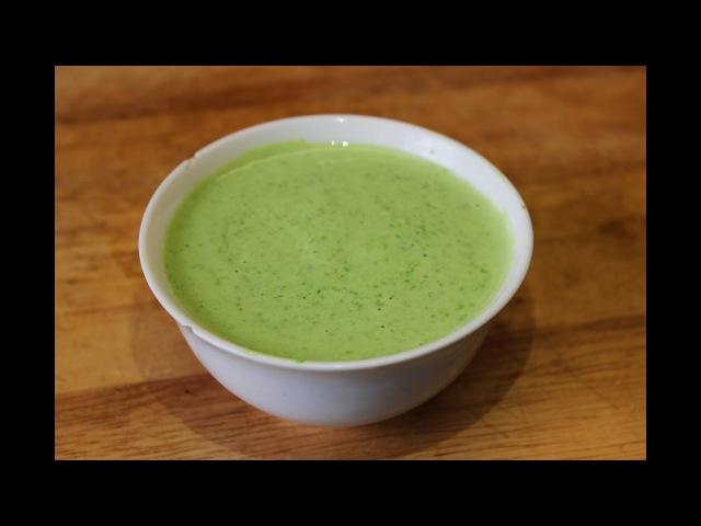 Зеленый майонез Green mayo