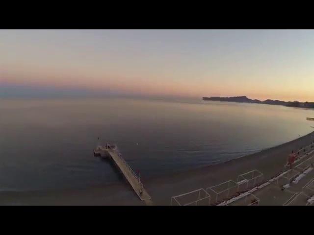 Boran Mare Beach Drone