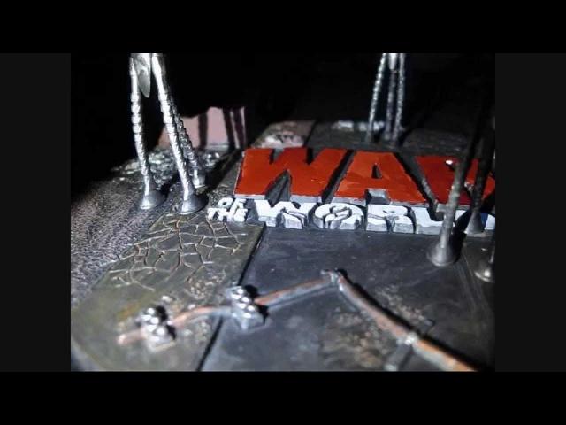 War Of The Worlds Alien Tripod