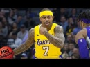 Los Angeles Lakers vs Sacramento Kings Full Game Highlights / Feb 24 / 2017-18 NBA Season