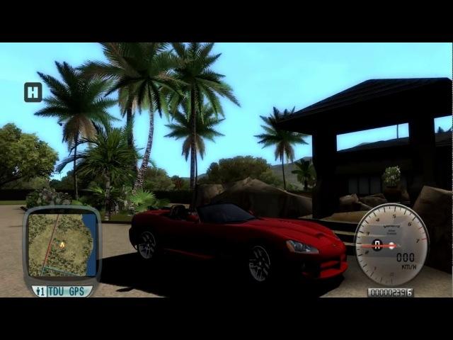 Test Drive Unlimited (Dodge Viper)