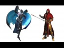 Ninja Gaiden GMV - Alexeï Regent of the Mask / Theodore - ♪ Skillet - Back from the dead ♪