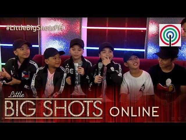 Little Big Shots Philippines Online: ABC Dance Crew