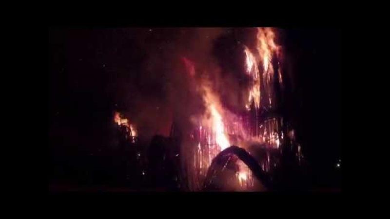 Пламенеющая готика: масленица в Никола-Ленивце 2018