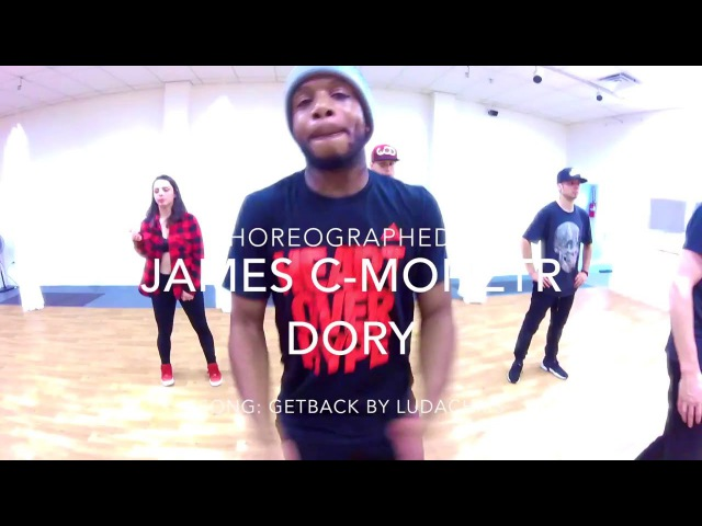 James Dory Choreography: Get back by Ludachris