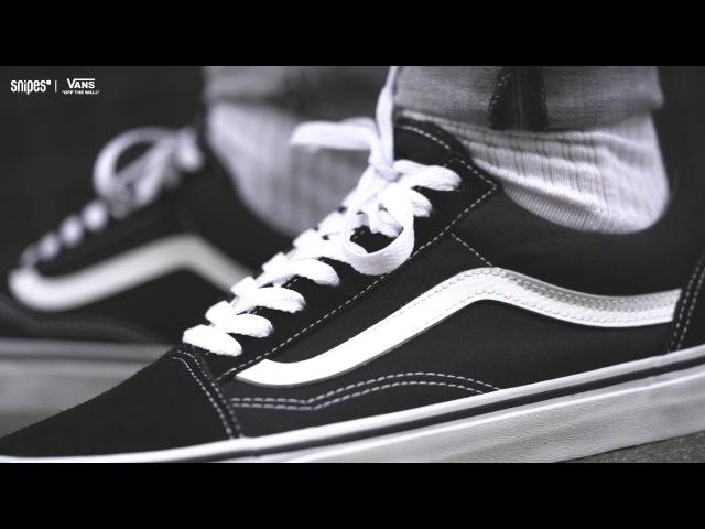 SNIPES   VANS Old Skool Sk8-Hi