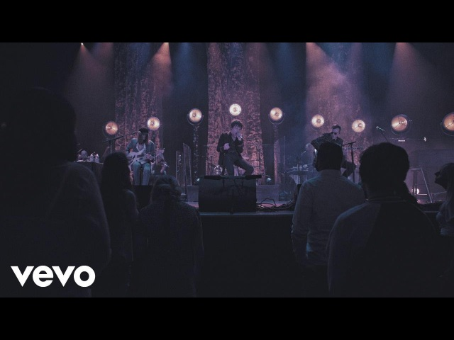 Cage The Elephant Instant Crush Unpeeled Live Video