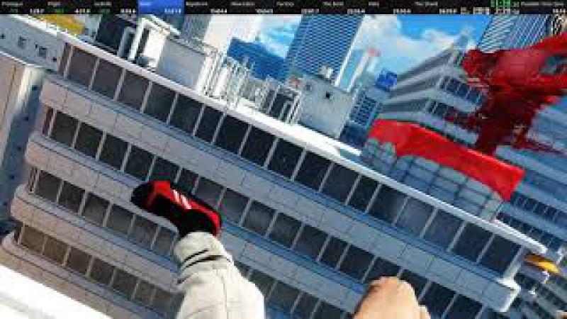 Mirror's Edge Any% Speedrun 28 20 31 00 RTA World Record