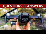 DJI Mavic Air Q&A | Frequently Asked Questions Answered! | LIVE