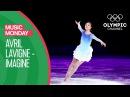 Yuna Kim's 'Imagine' At Sochi 2014 Olympics Figure Skating Gala | Music Monday