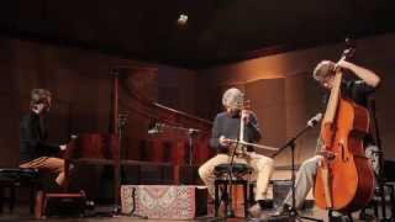 Kayhan Kalhor and Rembrandt Trio - The Opening
