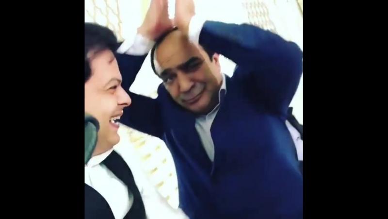 Sapar we Hojo Hojayew gulkili sahna