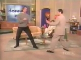 Karate Moves With Donny Osmond and Daniel Bernhardt 1999