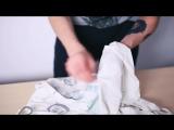 Как легко вывести пятно с одежды [Якорь - Мужской канал]