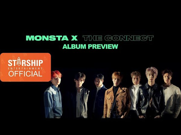 Preview 몬스타엑스 MONSTA X 'THE CONNECT'