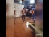Когда девушка не приняла приглашение потанцевать.