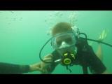 Анапа (Большой Утриш) погружение с аквалангом