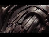 Крутые скульптуры животных из металлолома!