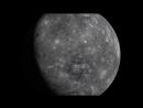 Захватывающая визуализация полета над планетой Меркурий