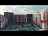 Новый Челябинск - взгляд с высоты большого города 2017.mp4