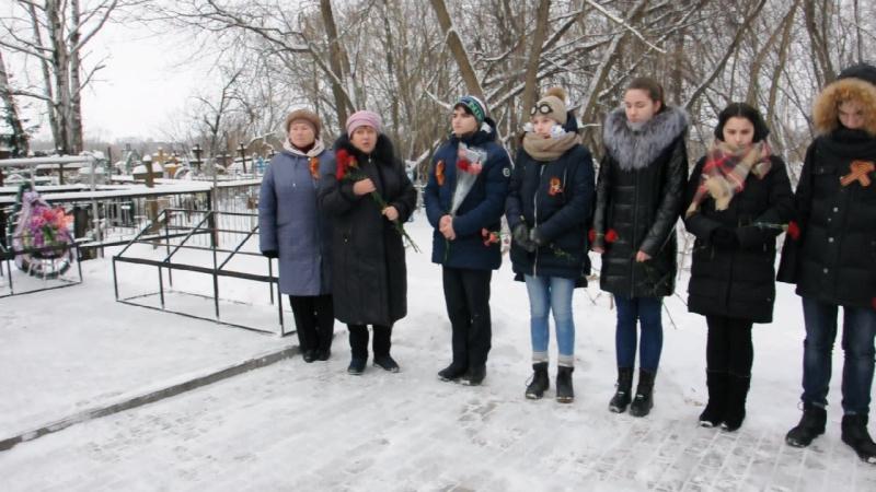 Митинг ко Дню снятия блокады Ленинграда 2018