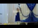 Пряженцева Полина ученица Школы искусств г. Суоярви Ангел летит