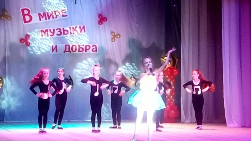 Летят по свету ноты Ярослава Алексеева и группа Интизар -денс