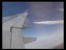 Химтрассы - видео из самолёта от людей с проснувшейся совестью