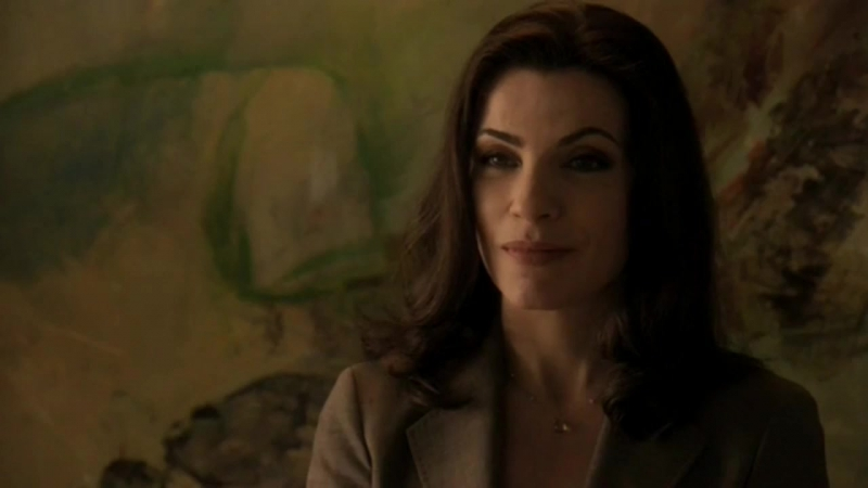 The Good Wife 01x05 - court ruling