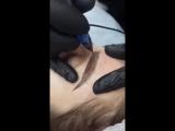 перманентный макияж на аппарате long-time-liner