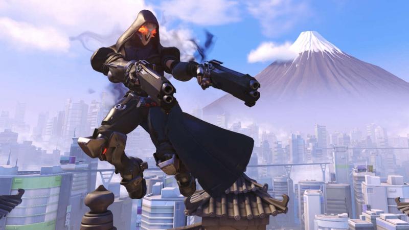 Шоуматч по Overwatch с Blizzard!