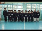 Клятва кадетов. Посвящение в кадеты 2017 год школа 55
