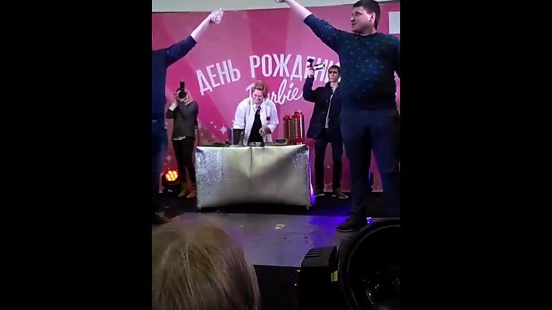 Шоу жидкий азот Минск, азотное шоу Криоэффекты, криошоу
