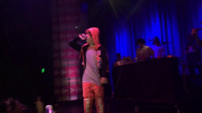 Lil Xan: Performs SLINGSHOT Live in LA!!