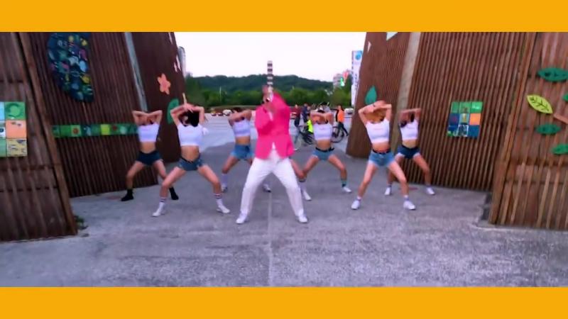 댄스팀 Aighty9(에이티나인) 싸이 PSY-뉴페이스 NEW FACE 커버 Cover 영상