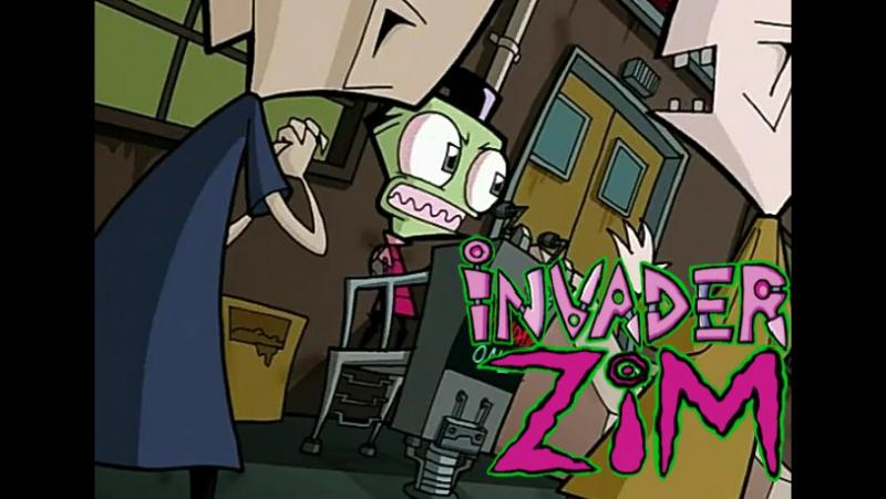 Захватчик Зим / Invader Zim s02e08