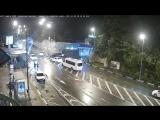 ДТП в Сочи. 08.12.17. Авто развернуло и выбросило на встречку.