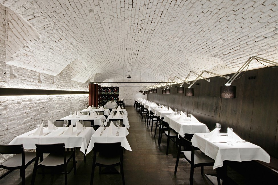 Ресторан Gmoa Keller в Вене
