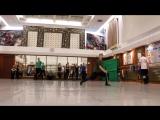 Работа шашкой. Новый казачий танец с шашкой в проекте. Ансамбль танца Калинка Новокузнецк - Сибирский Сувенир. Владение шашкой