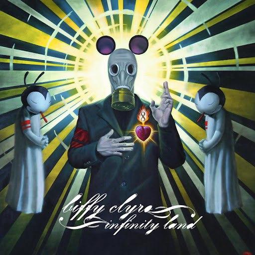Biffy Clyro альбом Infinity Land