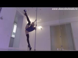 Anna Dubrovskaya Pole Exotic No way out