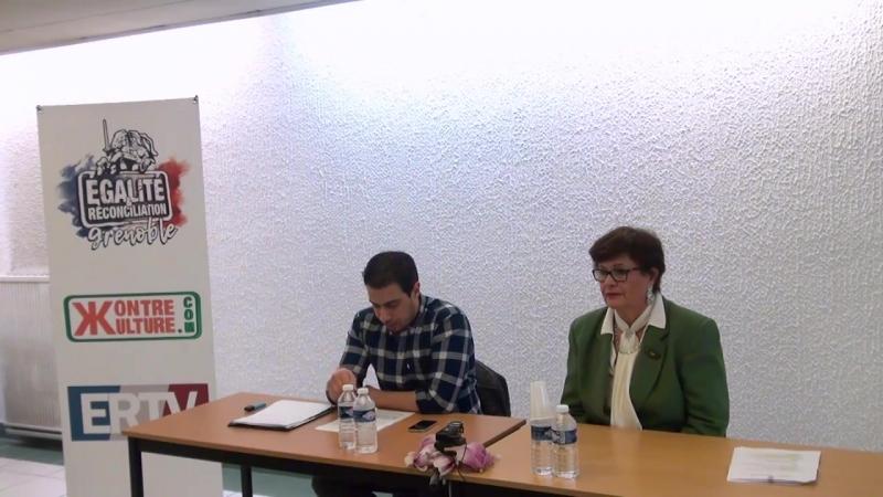 La République, son histoire, sa religion (1) – Conférence de Marion SIGAUT et Youssef HINDI - Partie 1