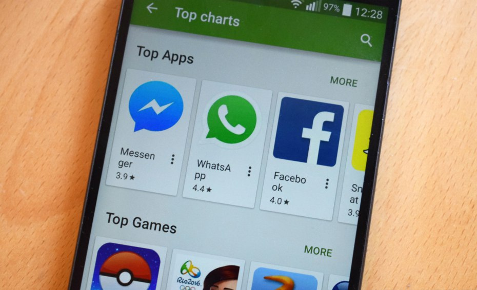 Обзор приложений для Android