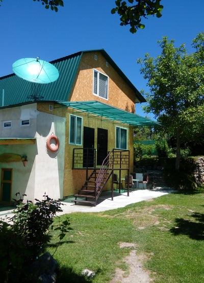 Гостевой-Дом У-Павла