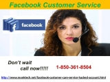 How to create Facebook fan page via Facebook Customer Service 1-850-361-8504