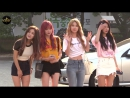 [CLIP/NEWS] 23.06.17 9MUSES on the way to Music Bank